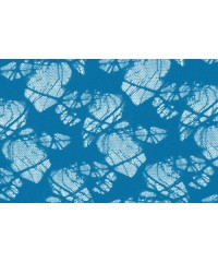 1506 Inspiration stretch lace turquoise